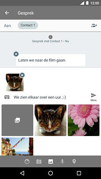 Nokia 6.1 - MMS - hoe te versturen - Stap 16