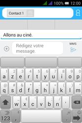 Alcatel Pixi 3 Dual Sim - Contact, Appels, SMS/MMS - Envoyer un MMS - Étape 12