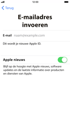Apple iPhone 6 - iOS 11 - Toestel - Toestel activeren - Stap 23