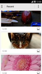 Huawei Ascend Y550 - MMS - Afbeeldingen verzenden - Stap 12