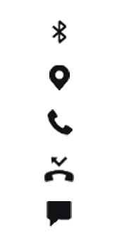 Samsung Galaxy S10 - Funções básicas - Explicação dos ícones - Etapa 15