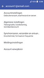 HTC U Play (Model 2PZM3) - E-mail - Instellingen KPNMail controleren - Stap 11