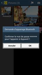 Samsung Galaxy S4 Mini - Photos, vidéos, musique - Envoyer une photo via Bluetooth - Étape 13