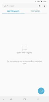 Samsung Galaxy Note9 - SMS - Como configurar o centro de mensagens -  4