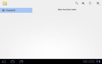 Huawei Mediapad S7-301u - E-mail - Hoe te versturen - Stap 4