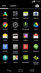 Motorola Moto G - Internet - Internet browsing - Step 2