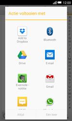 Alcatel One Touch POP S3 4G (OT-5050X) - Contacten en data - Contacten overzetten via Bluetooth - Stap 7