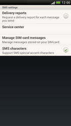 HTC Z520e One S - SMS - Manual configuration - Step 5