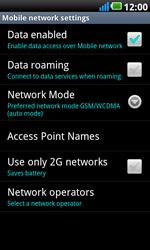 LG P990 Optimus 2X Speed - Internet - Manual configuration - Step 6