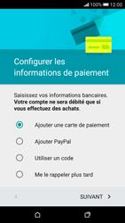 HTC Desire 626 - Premiers pas - Créer un compte - Étape 24