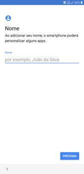Samsung J4+ - Primeiros passos - Como ativar seu aparelho - Etapa 11