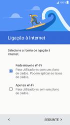 Sony Xperia XZ - Android Nougat - Primeiros passos - Como ligar o telemóvel pela primeira vez -  6