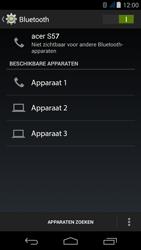 Acer Liquid Jade Z - WiFi en Bluetooth - Bluetooth koppelen - Stap 6