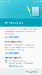 Samsung Galaxy S7 - Primeiros passos - Como ativar seu aparelho - Etapa 6