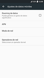 HTC 10 - Red - Seleccionar una red - Paso 5