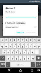 Sony Xperia X Performance (F8131) - Wi-Fi - Accéder au réseau Wi-Fi - Étape 7
