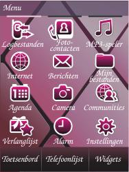 Samsung S7070 Diva - E-mail - Handmatig instellen - Stap 3