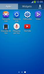 Samsung Galaxy Grand Neo - Internet no telemóvel - Como ativar os dados móveis -  3
