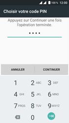 Crosscall Trekker M1 Core - Sécuriser votre mobile - Activer le code de verrouillage - Étape 8