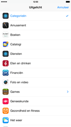 Apple iPhone 6 Plus iOS 8 - Applicaties - Downloaden - Stap 5