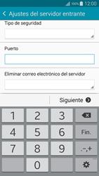 Samsung A500FU Galaxy A5 - E-mail - Configurar correo electrónico - Paso 10