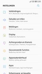 Samsung Galaxy A5 (2016) - Android Nougat - Wifi - handmatig instellen - Stap 3