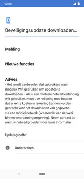 Nokia 7-1-single-sim-ta-1100 - Software updaten - Update installeren - Stap 9