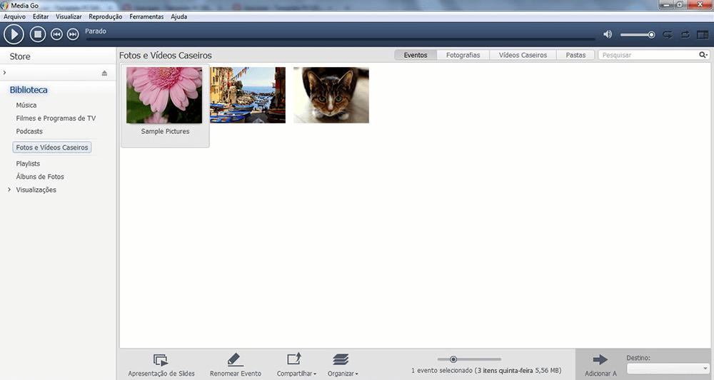 Sony Xperia M4 Aqua - Conexão com pc - Como transferir arquivos do computador para seu aparelho - Etapa 8
