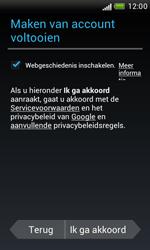 HTC T328e Desire X - Applicaties - Applicaties downloaden - Stap 11