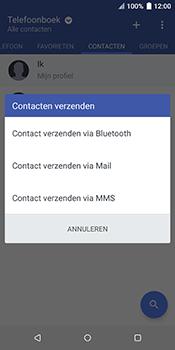 HTC u12-plus-2q55200 - Contacten en data - Contacten overzetten via Bluetooth - Stap 9