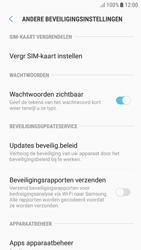 Samsung galaxy-j3-2017-sm-j330f-android-oreo - Beveiliging en ouderlijk toezicht - Hoe wijzig ik mijn SIM PIN-code - Stap 6