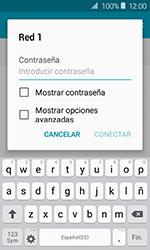 Samsung Galaxy J1 (2016) (J120) - WiFi - Conectarse a una red WiFi - Paso 7