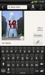 HTC C525u One SV - MMS - envoi d'images - Étape 15