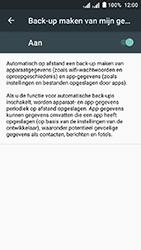 Acer Liquid Z6 Dual SIM - Device maintenance - Back up - Stap 9