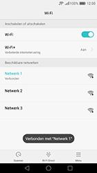 Huawei GT3 - WiFi en Bluetooth - Handmatig instellen - Stap 8