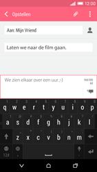 HTC Desire EYE - MMS - Afbeeldingen verzenden - Stap 12