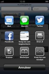 Apple iPhone 4 met iOS 6 - Internet - internetten - Stap 10