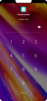 LG g7-thinq-g710 - Internet - Handmatig instellen - Stap 32
