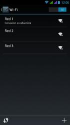BQ Aquaris 5 HD - WiFi - Conectarse a una red WiFi - Paso 8