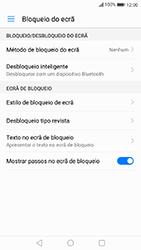 Huawei P10 Lite - Segurança - Como ativar o código de bloqueio do ecrã -  4