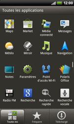 HTC S510b Rhyme - SMS - Configuration manuelle - Étape 3