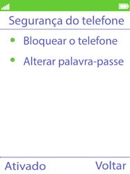 NOS Hakan - Segurança - Como ativar o código de bloqueio do ecrã -  6