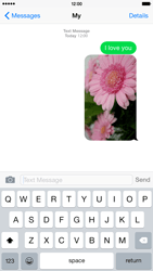 Apple iPhone 6 Plus - MMS - Sending pictures - Step 13