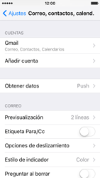 Apple iPhone SE - E-mail - Configurar Gmail - Paso 9