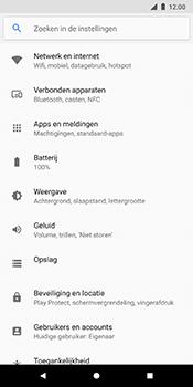 Google Pixel 2 XL - Internet - Aan- of uitzetten - Stap 4