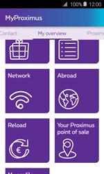 Samsung Galaxy J1 - Applications - MyProximus - Step 17