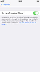 Apple iPhone 6 - iOS 11 - Bellen - bellen via wifi (VoWifi) - Stap 7