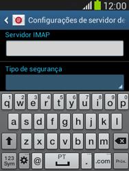 Samsung S5310B Galaxy Pocket Neo - Email - Como configurar seu celular para receber e enviar e-mails - Etapa 10