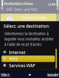 Nokia N86 - MMS - Configuration manuelle - Étape 11