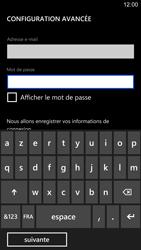 Nokia Lumia 1520 - E-mail - Configuration manuelle - Étape 9